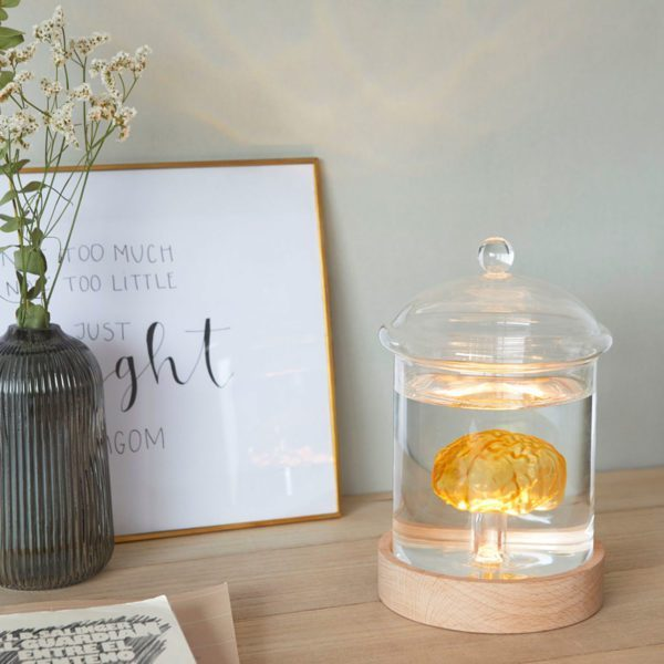 Table-lamp-Brain-glass-1