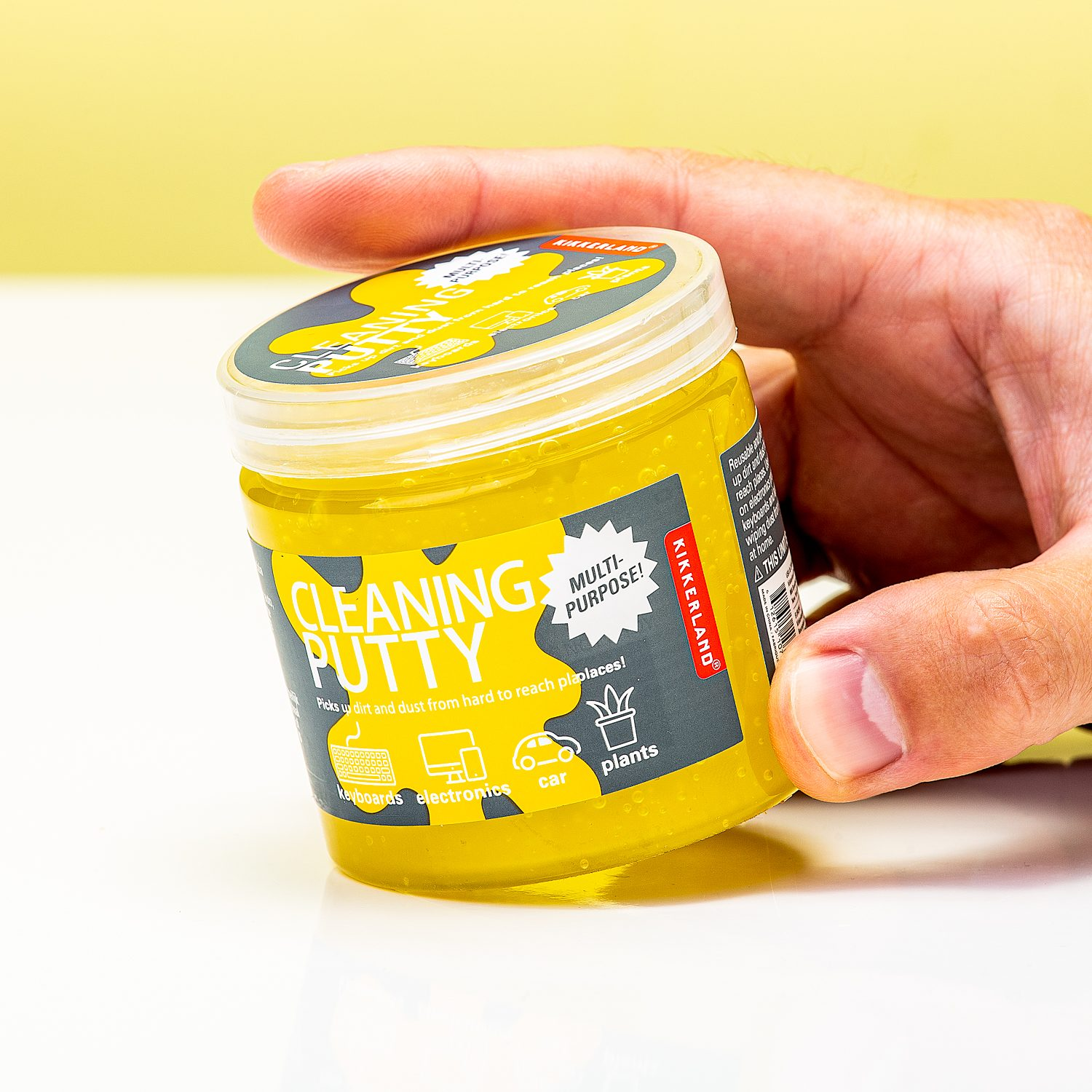Cleaning Putty