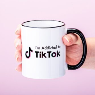 I'm Addicted to TikTok mok