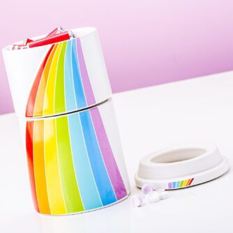 Over the Rainbow Jar Set
