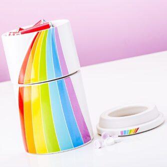 Over the Rainbow Jar Set