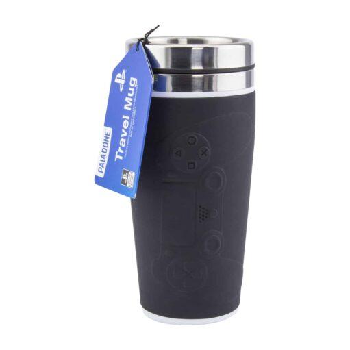 playstation controller travel mug