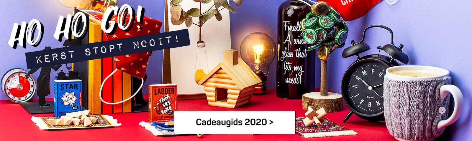 Kerst cadeaugids 2020