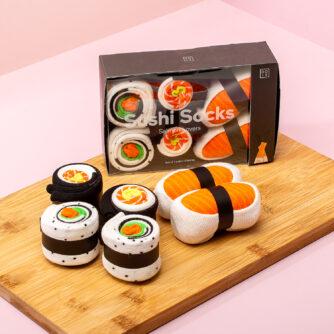 Sushi sokken
