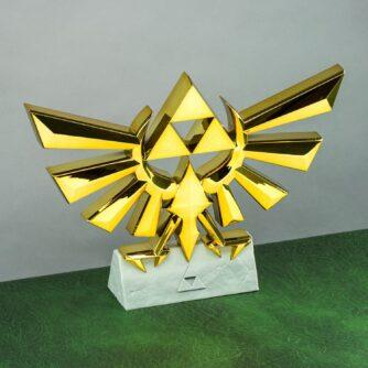 The Legend of Zelda Hyrule Crest lamp