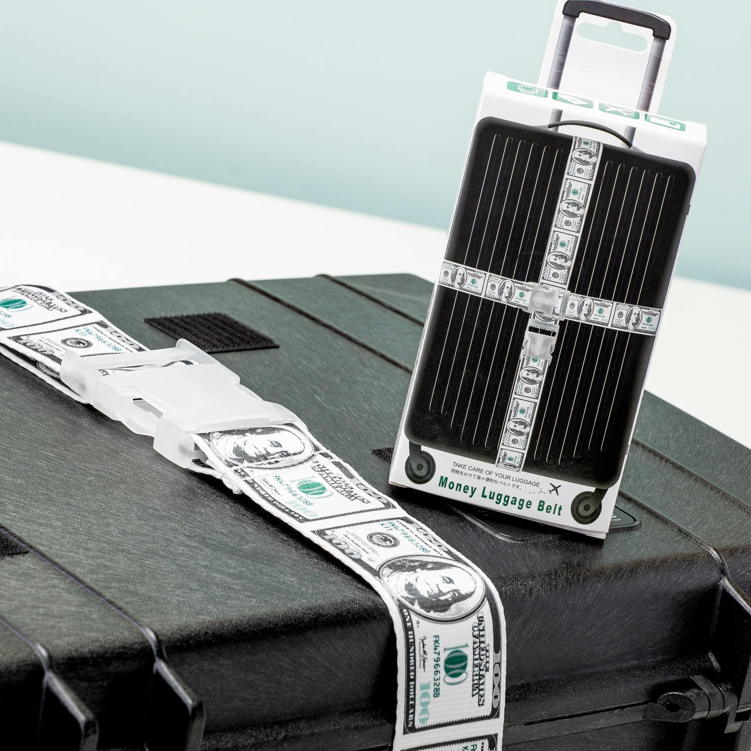 Dollar Kofferriem