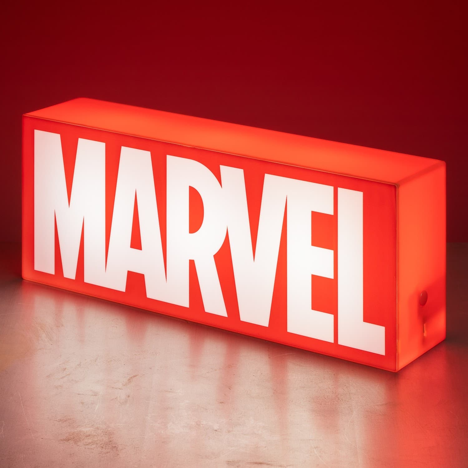 Marvel Logo Lamp