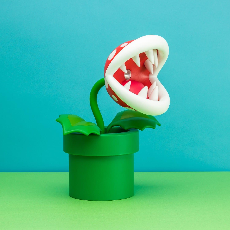 Nintendo Super Mario Piranha Plant Ledlamp