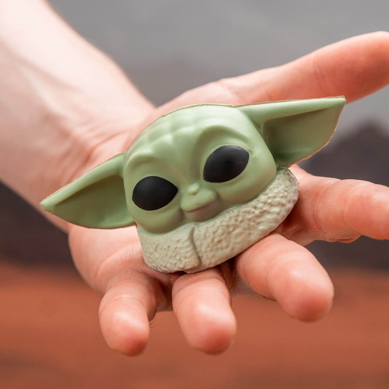 Disney Star Wars Mandalorian Baby Yoda Stressbal
