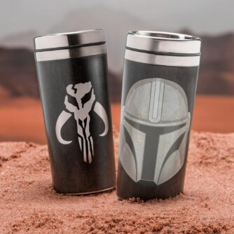 Disney Star Wars Mandalorian thermosbeker