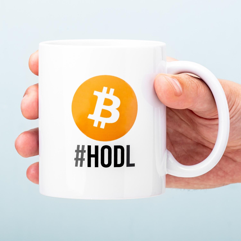 Bitcoin HODL Mok