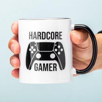 Hardcore Gamer mok