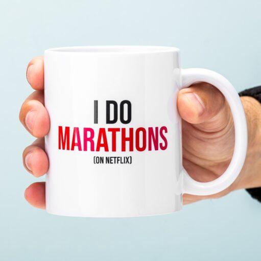 Netflix marathon mok