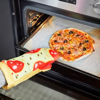 Pizzapunt ovenwant