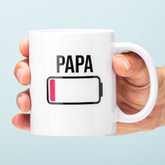 Papa energie mok
