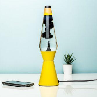 Potlood bullet lavalamp