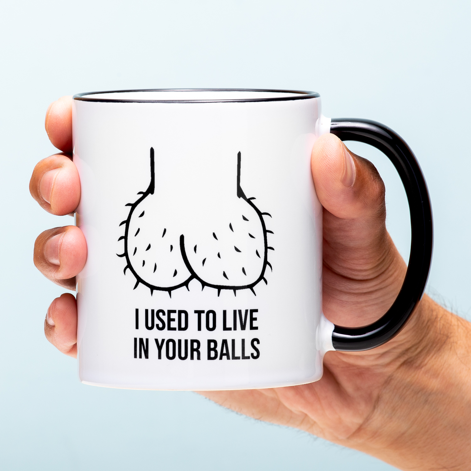 I Used To Live In Your Balls Mok