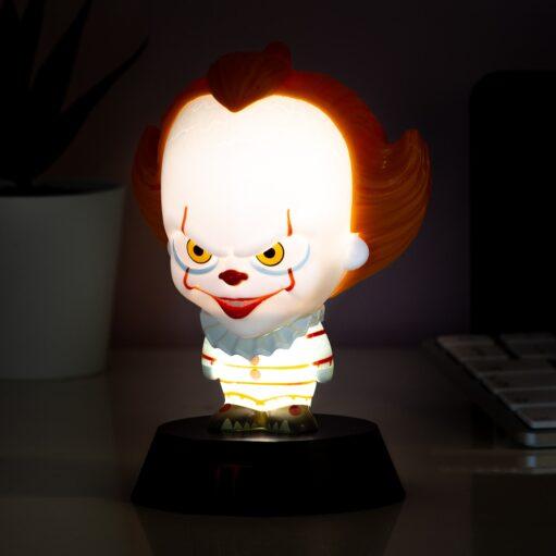 IT Pennywise lampje