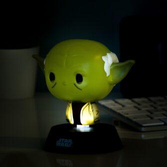 Disney Star Wars Yoda lampje