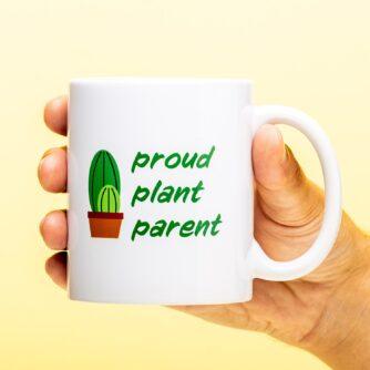 Proud Plant Parent mok