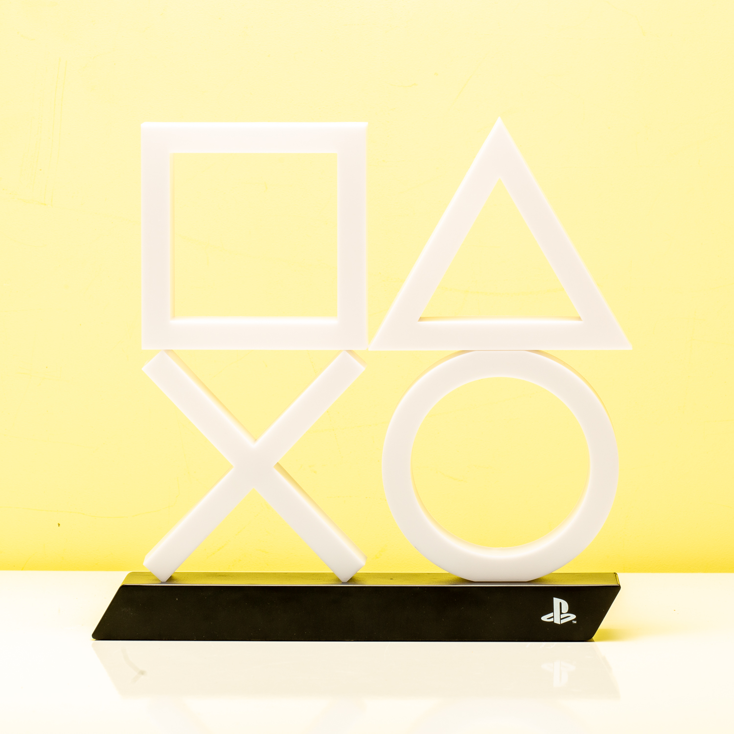 PlayStation Icons Light - PS5 (wit/blauw)